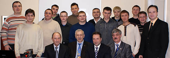 Post image of Курс 8 – 19 февраля 2010 проведен