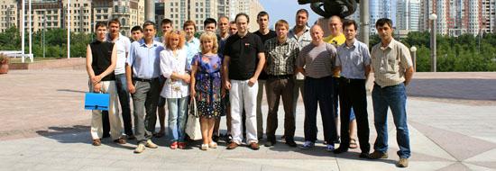 Post image of Курс 25 июля — 5 августа 2011 проведен