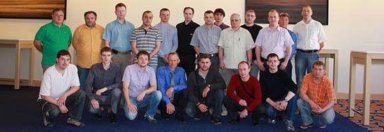 Post image of Курс 30 мая — 10 июня 2011 проведен