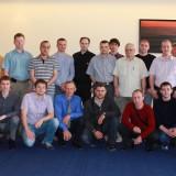 Фото участников курса ITC