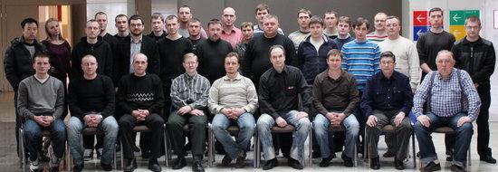 Post image of Курс 4 – 15 апреля 2011 проведен
