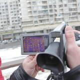 Тепловизионный осмотр фасада FLIR P640