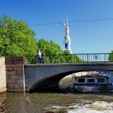 Экскурсия. Кашин мост через Крюков канал.