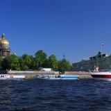 Экскурсия. Сенатская площадь и Александровский сад.