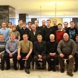Участники курса ITC Level 1 Thermography