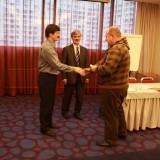 Вручение удостоверений и сертификатов