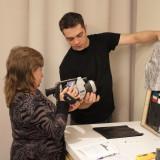 Работа с тепловизором – практика ITC