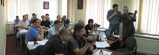Post image of Курс 3 – 17 мая 2010 проведен