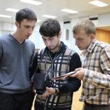 Выполнение практических заданий по программе курса