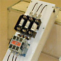 Contactor fuse 3-phase
