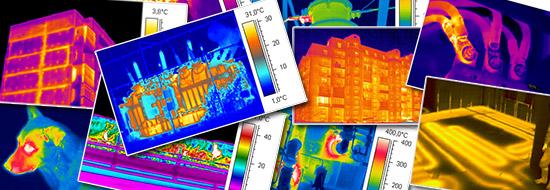 Тепловой метод неразрушающего контроля