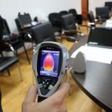 Тепловизоры FLIR на практических занятиях