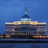 """Астана, дворец Президента """"Ак орда"""""""