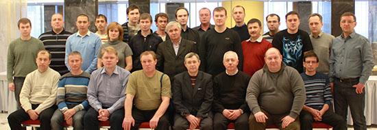 Post image of Курс 14 – 25 ноября 2011 проведен