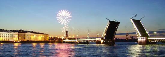 Post image of Петербург встречает гостей