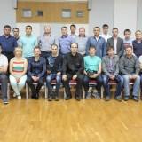 Фото участников курса по термографии